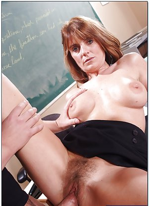 Mature Teacher